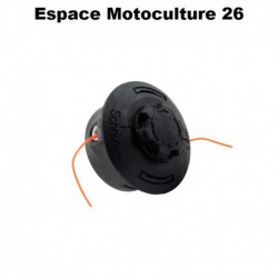 """Tête fil complète M10 x 1.00 Tap & Go - Auto Cut C25-2 - STIHL FS... """"Sans Démontage"""""""