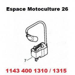 Bobine / Module d'allumage d'origine STIHL MS231 - MS251 / C / C-BE