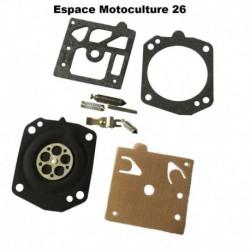 Kit Membrane et Réparation K10-HD pour Carburateur WALBRO HD
