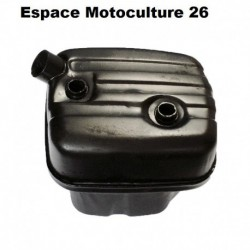 Échappement / Silencieux HUSQVARNA 346XP - 350 - 353 (EU) / JONSERED 2150
