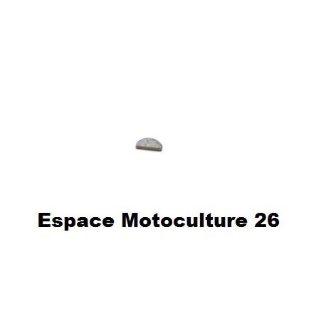 Clavette Demi-lune 3x3,7 STIHL MS341 - MS361