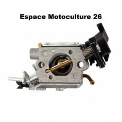 Carburateur HUSQVARNA 445 - 450 - JONSERED CS2245 - CS2250 S II - McCulloch CS450