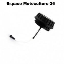 Bouchon de réservoir d'essence ø38mm adaptable STIHL 066 - MS660 / HOLZFFORMA G660
