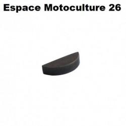 Clavette Demi-lune 2x3,7 STIHL MS260 - MS360 - MS440 - MS660 etc...