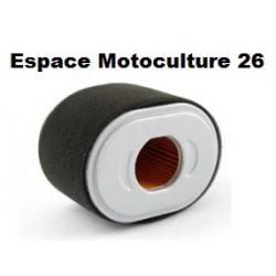 Filtre à air adaptable pour moteur HONDA 5,5HP - 6,5HP - Modèle: GX140 - GX160 - GX200