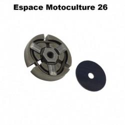 Embrayage adaptable HUSQVARNA 40 - 45 - 49 - 240R - 245R