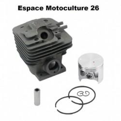 Cylindre piston ø47mm STIHL MS341 -MS341C - MS361 - MS361C - HOLZFFORMA G366