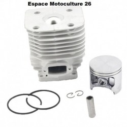 Cylindre piston ø60mm pour Découpeuse HUSQVARNA K1250