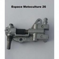 Pompe à huile pour Tronçonneuse Chinoise 4500 - 5200 - 5800