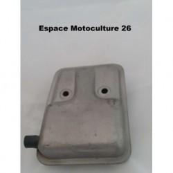 """Échappement """"Silencieux"""" pour Débroussailleuse Mitsubishi TL26 - TU26"""