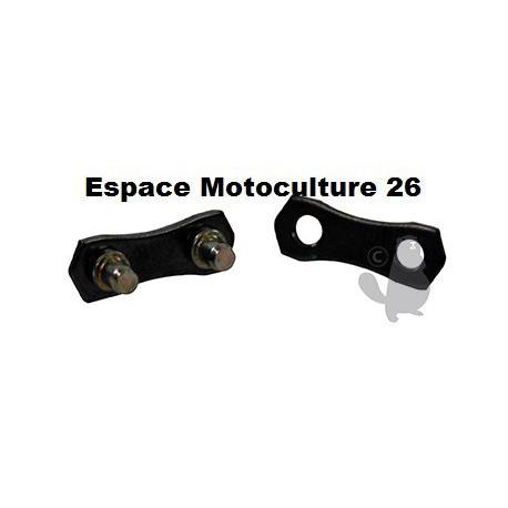 """Kit de 30 maillons de chaîne PAS 325"""" - Jauge 063"""" (1,6mm) mâles et femelles"""