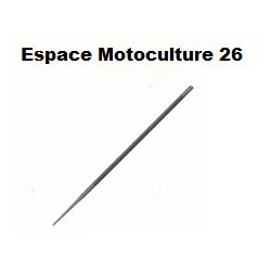 """Lime ronde OZAKI Ø: 4,0mm (5/32"""") pour chaîne de tronçonneuse PAS 3/8Lp"""