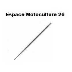 """Lime ronde OZAKI Ø: 4,5mm (11/64"""") pour chaîne de tronçonneuse PAS 325"""""""