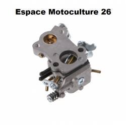 Carburateur McCULLOCH CS330 - POULAN P3314 - P3416 - P4018 - PP3816