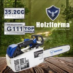 Tronçonneuse thermique HOLZFFORMA G111 - 35,2CC