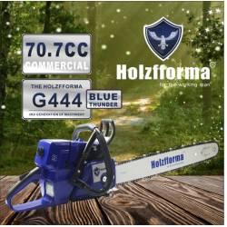 Tronçonneuse thermique HOLZFFORMA G444 - 70,7cc - 50cm de coupe