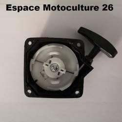 """Lanceur Pour Débroussailleuse Chinoise CG430 - CG520 """"Cliquet métal"""""""