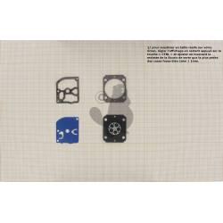 "Kit membranes pour Carburateur ZAMA C1M ""GND88"""