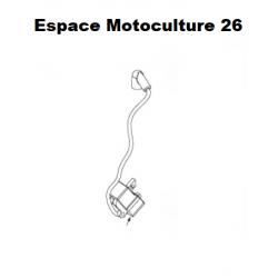 Bobine d'allumage / Bloc électronique d'origine HUSQVARNA 129R