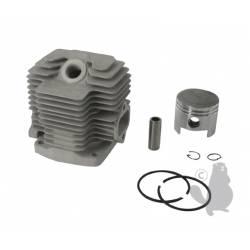 Cylindre piston ø41,5mm pour Débroussailleuse KAWASAKI TH43