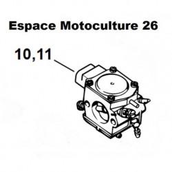 Carburateur d'origine STIHL FS500 - FS550 - FS550L
