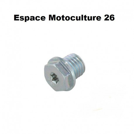 Bouchon de graissage STIHL FS85 - FS120 - FS220 - FS250 - FS450 etc...
