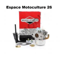 Carburateur d'origine pour moteurs BRIGGS & STRATTON 110432 etc...