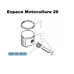 Cloche d'embrayage d'origine HUSQVARNA 240R - 245R