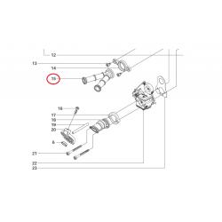 """Connexion / Pipe d'admission """"double"""" d'origine HUSQVARNA K750 - K760 - K770"""