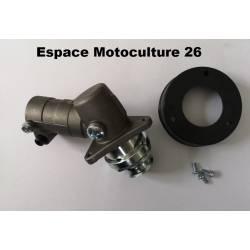 "Renvoi d'angle / Réducteur adaptable ""28mmx9T"" KAWASAKI TH43 - TH48"