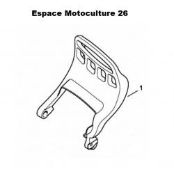 Frein de chaîne (Protège main) d'origine STIHL MS391