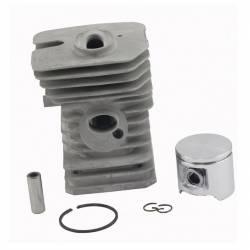 Cylindre piston ø40mm HUSQVARNA 40 - 240R - JONSERED 2041 - GR41