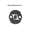 Embrayage adaptable KAWASAKI TD18 - TD24 - TD33 - TG18 - TG24 - TG33 - TH23 - TH26 - TJ23 - TJ27 - KT12