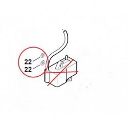 Rondelle d'origine STIHL HS75 - HS80 - HS85 - FS75 - FS80 - FS85