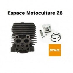 Cylindre piston d'origine ø34mm STIHL FS38 2-MIX - FS55 2-MIX