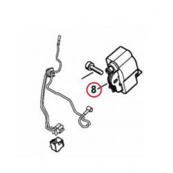 "Bobine / Module d'allumage d'origine STIHL MS441C ""Modèle à cosse double"""