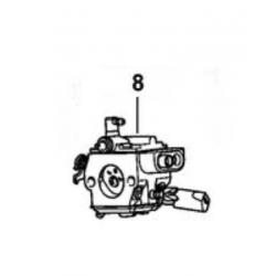"Carburateur ""WALBRO WTF-4"" d'origine STIHL MS231C - MS231C-BE - MS251C - MS251C-BE"