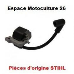 Bobine d'allumage 1308A d'origine STIHL FS38 - FS45 - FS55 - FS46 - FC55 - HS45 - HL45