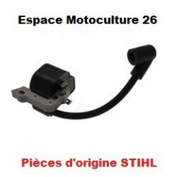 Bobine d'allumage 1308A d'origine et d'occasion STIHL FS38 - FS45 - FS55 - FS46 - FC55 - HS45 - HL45