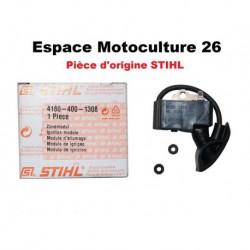 Bobine / Module d'allumage d'origine pour Débroussailleuse - Coupe bordure - Taille-haie STIHL FS / KM/ FC / HL / HT