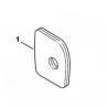 Filtre à air d'origine STIHL BG56 - BG66 - BG86 - SH56 - SH86 - BR200