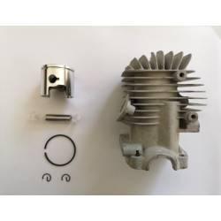 Cylindre piston ø34mm pour Élagueuse RACING RAC25PCS - RAC2525 - RAC30PCS - RAC2530