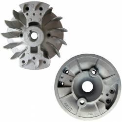 Volant magnétique pour Débroussailleuse CHINOISE CG430 - CG520