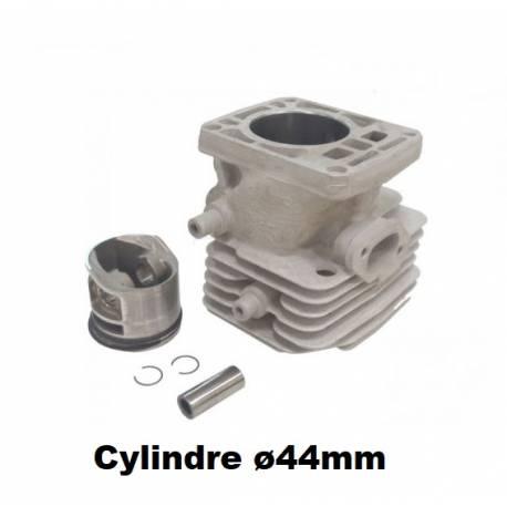 Cylindre piston ø44mm d'origine STIHL FS460C - FS460RC