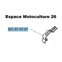 Ressort d'origine HUSQVARNA 36 - 41 - 61 - 266 - 268 - 272XP