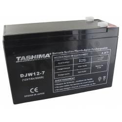 Batterie TASHIMA gel/agm 12V, 7,2A