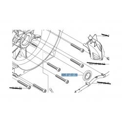 Roulement + joint spi (coté embrayage) d'origine HUSQVARNA 570 - 575 - 575XP
