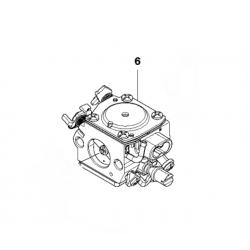 Carburateur d'origine HUSQVARNA 345 - 346XP - 350 - 351 - 353 / JONSERED CS2141 - 2145 - 2150 - 2152 - 2153