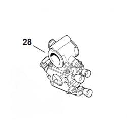 Carburateur d'origine STIHL TS410 - TS420