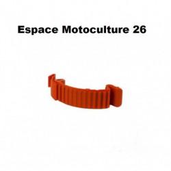 Clips / Boucle de capot d'origine HUSQVARNA 346XP - 353 - 435 - 440 - 445 - 450